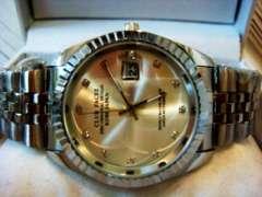 新作希少◆ロレックスデイトジャストTYPE高級Club face腕時計◆
