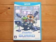 Wii U スターフォックス ガード シューティングゲーム Used