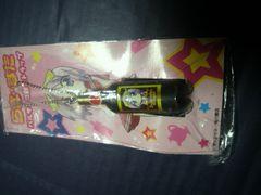 らき☆すた 非売品 バルサミコ酢 ストラップ新品