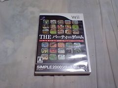 【Wii】シンプル2000 パーティーゲーム