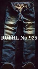 【RUEHL No.925】Vintage Destroyed プレミアムジーンズ 32/D.Wash