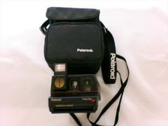 28【Polaroid】ポラロイドカメラ(Impulse AF)