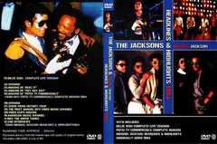 ≪送料無料≫JACKSONS 激レアドキュメンタリー 1984 HIGHLIGHTS
