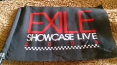 EXILE   フラッグ