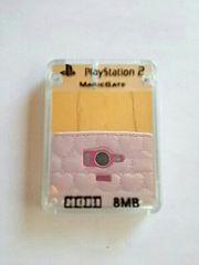 PS2 メモリーカード 8MB