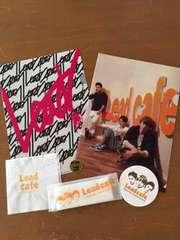 Leadcafe  クリアファイル+オマケ