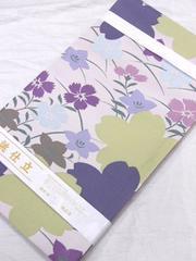 仕立上り・新品 はんなりした 薄灰桜色地 正絹袋帯