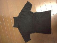 Now here  ブラック 半袖