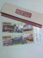 名鉄Remember7000記念乗車券