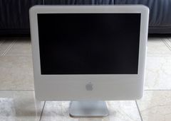 JUNK-iMac A1058 17インチ 通電可 ジャンク
