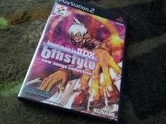 PS2☆ビートマニア�UDX6th style☆状態良い♪KONAMI。