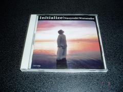CD「渡辺直由/Initialize」イニシャライズ 96年盤 即決