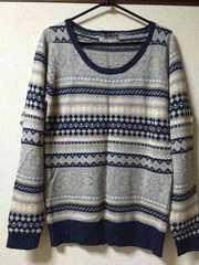 新品 セーター M