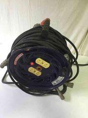 電気ドラム 50m 分離差し込みコード付 日動工業NF-5040