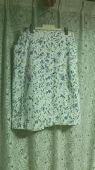 ≪昨年物≫AS KNOW AS de base☆アズノゥアズドゥバズ☆花柄スカート