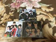 sexy zoneのアルバムSexy Powey3 DVD付き★おまけでシングル付