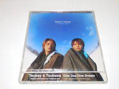 タッキー&翼/One Day,One Dream(初回限定生産盤)(CCCD)