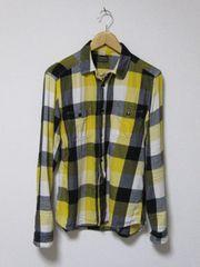 □ジャーナルスタンダード アメカジ チェックシャツ/M・メンズ☆アメリカ製