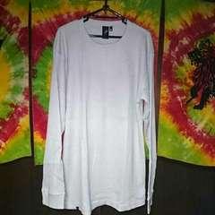 KARL KANIのサーマルロングスリーブTシャツ/大きいサイズ