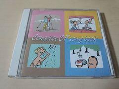 CD「コンプリート・CFソング・ブック」邦楽CMソング集SONY●