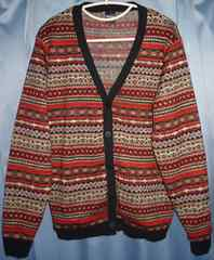 APPLEBUM  Native Fleece Cardigan prps