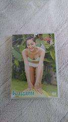 美品:Kagami:DVD/ミスFLASH2014