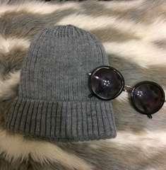□ZARA□ ニット帽