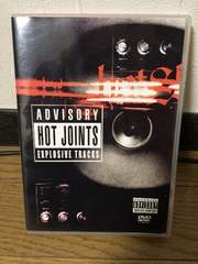 hot joint ホット・ジョイント dvd 洋楽 pv 国内盤