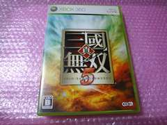 Xbox360 真・三國無双5