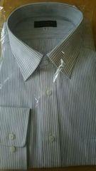 Yシャツ*ストライプ