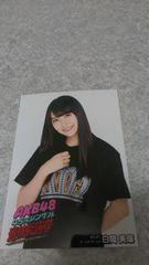 AKB48 選抜総選挙DVD 特典写真 白間美瑠