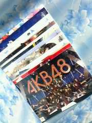 パチンコ パチスロ AKB48 クリアファイル 全13種 セット 新品
