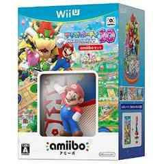 ���V�i�� Wii U �}���I�p�[�e�B10 amiibo�Z�b�g