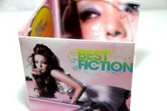 【安!】・初回デジパック盤・ 安室奈美恵 BEST FICTIONCDのみ