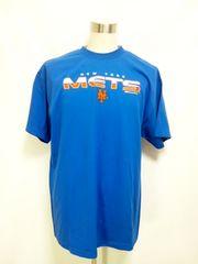 294XLニューヨークメッツNY METS ロゴ TシャツSTITCHES