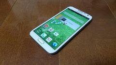 ����/����!!���Õi SC-02E Galaxy Note 2 �z���C�g