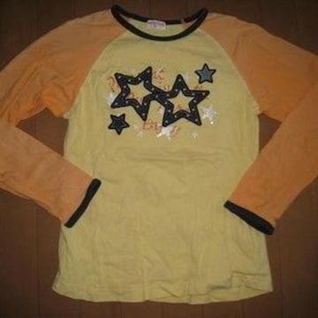 モバオクで買える「長袖Tシャツ★160」の画像です。価格は100円になります。