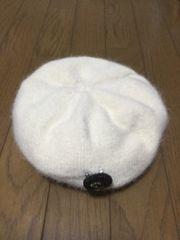 SM2☆゙S゙のイニシャルが可愛い◇ベレー帽・ブローチセット