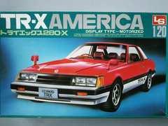 ☆1/20 LS レパードTR-X AMERICA トライエックス280-X(モーターライズ)