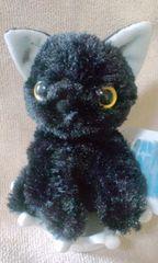 渡辺あきお/いっしょがいいね/猫シリーズ黒猫ぬいぐるみ