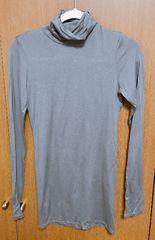 ENCHANTEMENT…?ハイネックロングTシャツ 38サイズ