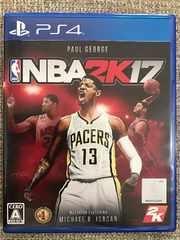 NBA2K17 PS4