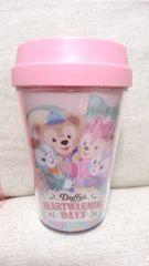 TDS☆ダッフィー☆スーベニアドリンクカップ☆ハートウォーミングデイズ