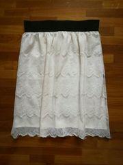 美品anySiSエニィスィス白レーススカートホワイト春スカート