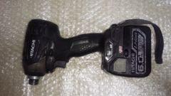 ★ウォッチ不可★日立 電動インパクトドライバーとバッテリーのみ wh14ddl2