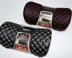 ステッチ2色から 汎用ネックパッド  2個セット ネックピロー