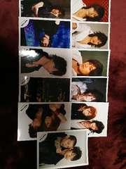 激安!公式写真KAT-TUN11枚◆亀梨赤西田口田中上田中丸
