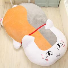 畳ベッド  ダブル ニャンコ先生  暖かい ヘッドレス ソファー