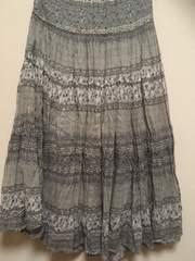 AZUL ロングスカート