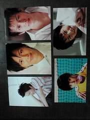 テニプリミュージカル「小野健斗」生写真5枚詰め合わせ福袋